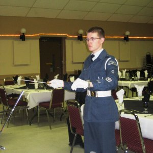 Cadet and Family Banquet 003