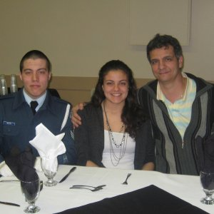 Cadet and Family Banquet 004