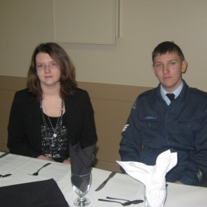 Cadet and Family Banquet 007