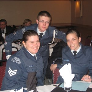 Cadet and Family Banquet 008