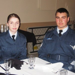 Cadet and Family Banquet 015