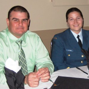 Cadet and Family Banquet 017