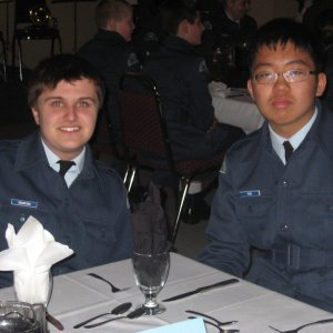 Cadet and Family Banquet 018