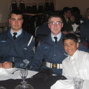Cadet and Family Banquet 019