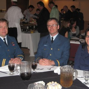 Cadet and Family Banquet 030