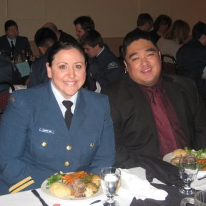 Cadet and Family Banquet 031
