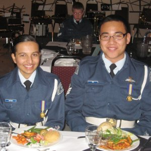 Cadet and Family Banquet 032