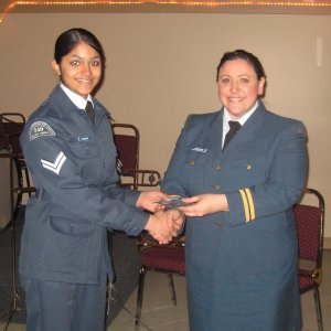 Cadet and Family Banquet 033