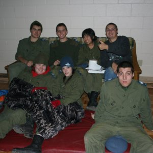 540 Sqn FTX Dec 2010 197