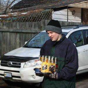 Bottle Drive 12